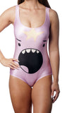 Adventure Time Lumpy Space Princess One-Piece Swimsuit Design 5016
