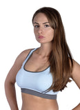Women's Fitness Tank Top Light Blue
