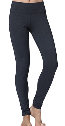 Dark Gray Yoga Leggings Design 542