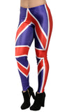 British Flag Leggings Design 267