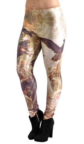 Call Of Napoleon Leggings Design 90