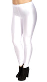 Shiny White Candy Neon Leggings Design 234