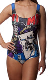 The Joker One Piece Swimsuit Design 5021