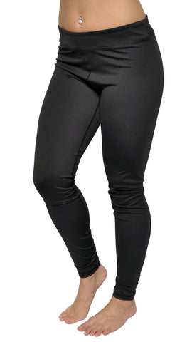 Black On Black Yoga Leggings Design 630