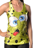 SpongeBob Yellow Tank Top Design 13021