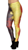 Belgian Flag Leggings Design 22