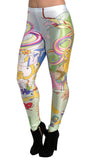 Adventure Time Montage Leggings Design 318