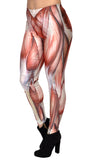 Muscle Anatomy Leggings Design 101