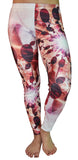 Fractal Print Leggings Design 531