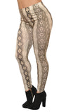 Snake Skin Leggings Design 382