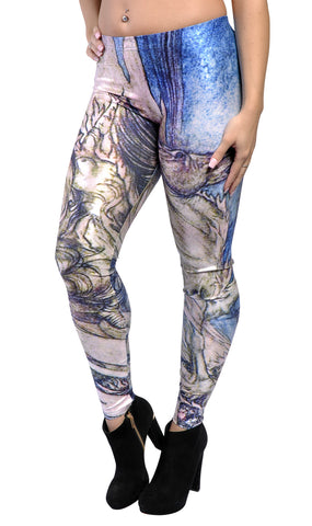 Firehorse Leggings Design 34