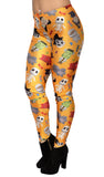 Ghouls Ghosts and Goblins Leggings Design 18