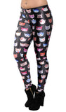 Fashion Cat Leggings Design 432
