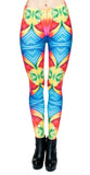 3D Colorful Leggings Design 583