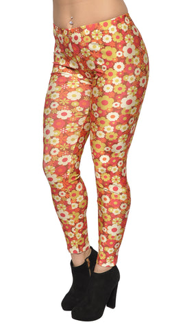 Ode to the 70s Leggings Design 517