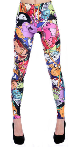 Adventure Time Bro Ball Leggings Design 227