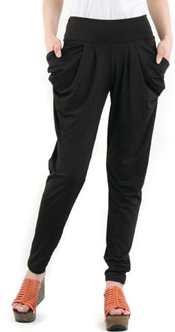 Black Harem Pants Design 135