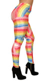 Colorful Rainbows Leggings Design 105