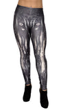 Mechanical Leggings Design 199
