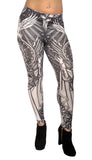 Virgin Maria Leggings Design 142