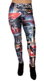 The Dark Knight Leggings Design 439