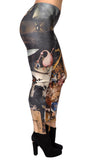 Hieronymus Bosch Leggings Design 348