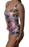 Day of the Dead One-Piece Women's Swimsuit Design 5001