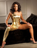 Gold Dance Jumpsuit Design 15001