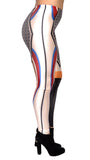 Abstract Art Leggings Design 23