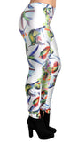 Colorful Swallows Leggings Design 296
