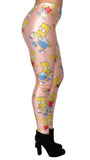 Bart Simpson Leggings Design 307