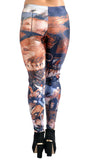 Triumph of Death Leggings Design 191
