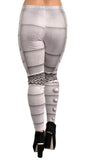 Silver Armor Leggings Design 646