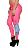 Marge Simpson Leggings Design 110