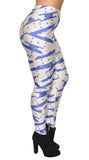Honduras Flag Leggings Design 491