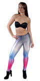 Gradient Rainbow Leggings Design 446