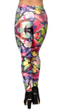 Colorful Butterflies Leggings Design 440