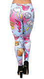 Dessert Break Leggings Design 575