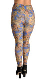 Honour the Elephant Leggings Design 85