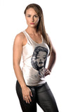 Zombie Marilyn Tank Top Design 13074