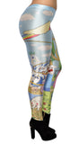 Adventure Time Leggings Design 502