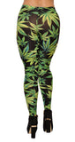 Cannabis Crush Leggings Design 43