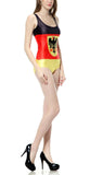 Germany One-Piece Women's Swimsuit Design 5006
