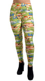 Snoopy Leggings Design 335