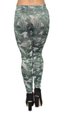 Army Camo Leggings Design 476