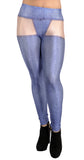Denim And Skin Leggings Design 244