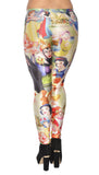 Snow White and the Seven Dwarves Leggings Design 158