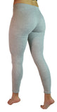 Light Gray Middle Line Leggings Design 51