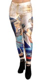 Egyptian Queen Nefertari Leggings Design 475