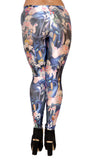 Disney Villains Leggings Design 363